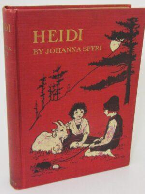 Heidi.  Translated by Elisabeth P. Stork (1919) by Johanna Spyri