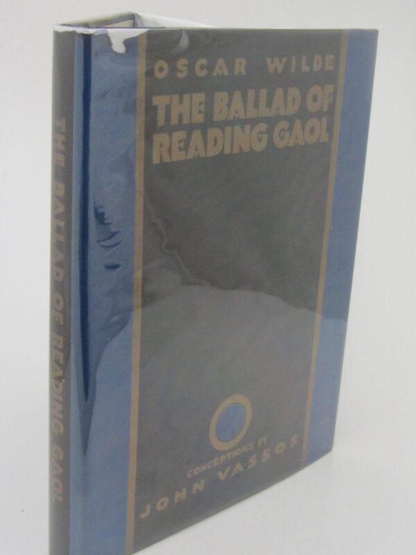 The Ballad of Reading Gaol. Illustrated by John Vassos (1928) by Oscar Wilde