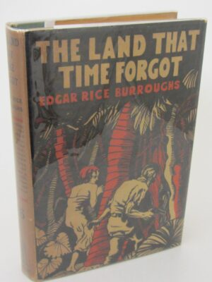 The Land That Time Forgot (1937) by Edgar Rice Burroughs