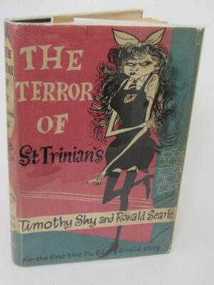 The Terror of St. Trinian's or Angela's Prince Charming (1952) by Timothy Shy & Ronald Searle