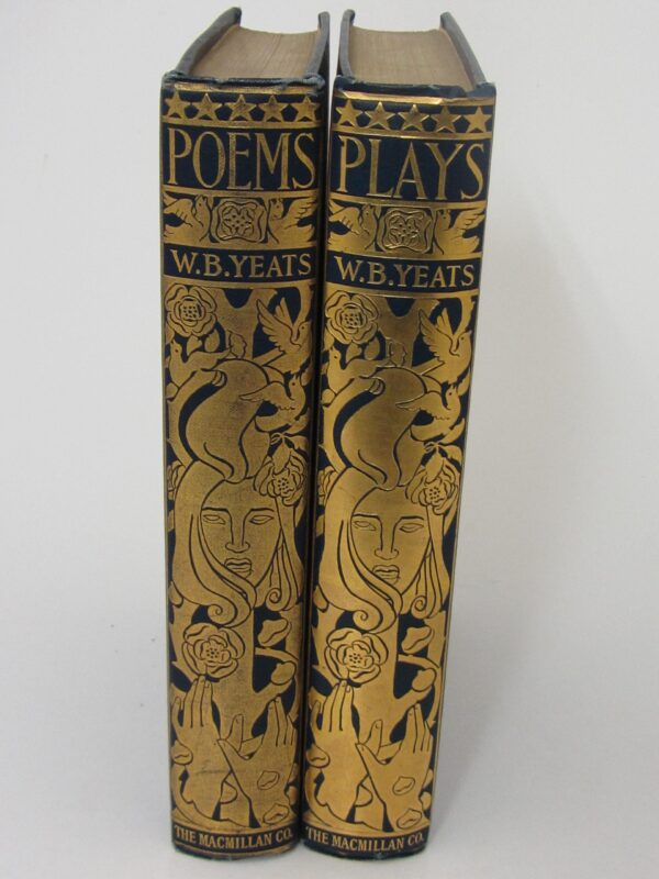 The Poetical Works of William B. Yeats. In Two Volumes (1906-1907) by W.B. Yeats