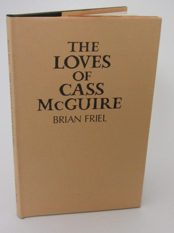 The Loves of Cass McGuire (1984) by Brian Friel