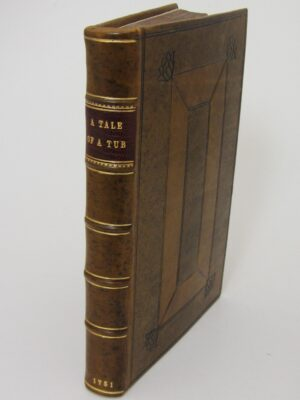 A Tale of a Tub.  Tenth-Edition (1751) by Jonathan Swift