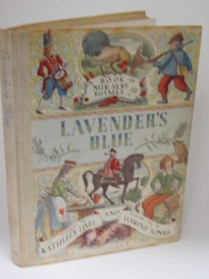 Lavender's Blue.  A Book of Nursery Rhymes (1957) by Kathleen Lines
