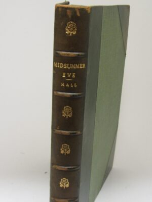 Midsummer Eve . A Fairy Tale of Love (1848) by Mrs. S.C Hall