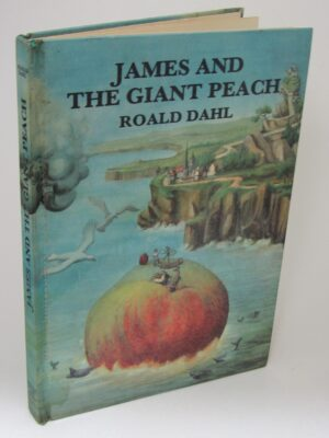 James And The Giant Peach. First UK Edition (1967) by Roald Dahl