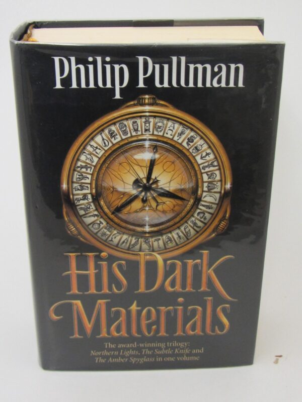 His Dark Materials. Author Signed (2001) by Philip Pullman