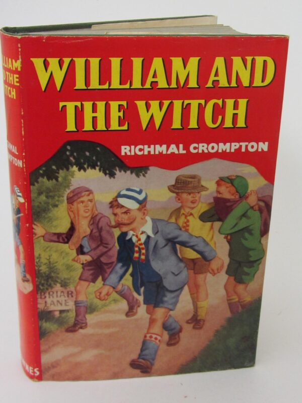 William And The Witch. First Edition (1964) by Richmal Crompton