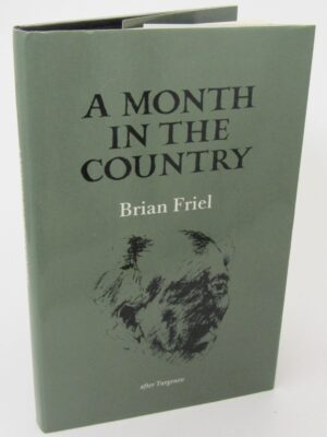A Month in the Country. After Turgenev (1992) by Brian Friel