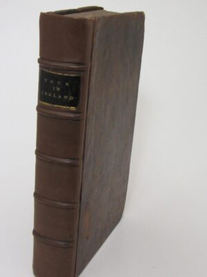 A Tour Through Ireland. First Edition (1780) by Philip Luckcombe
