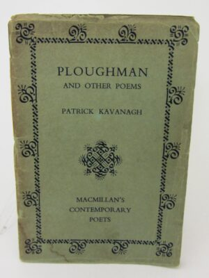 Ploughman And Other Poems (1936) by Patrick Kavanagh