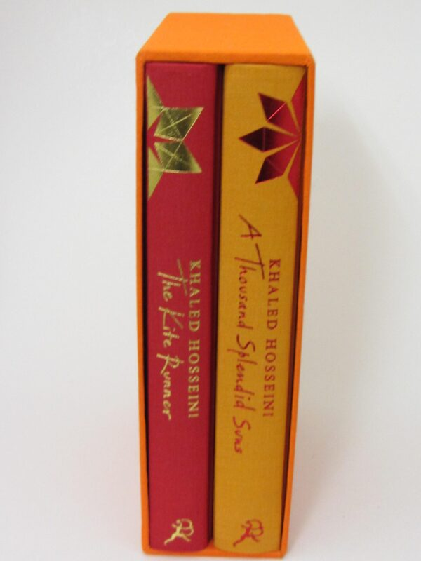 The Kite Runner. A Thousand Splendid Suns. Limited Edition (2008) by Khaled Hosseini