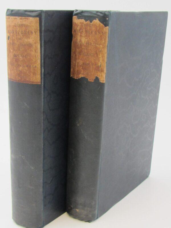 Irish Minstrelsy or Bardic Remains of Ireland (1831) by James Hardiman