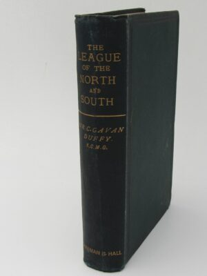 The League of the North and South (1886) by Charles Gavan Duffy