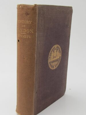 The History of Bandon. Enlarged Edition (1869) by George Bennett