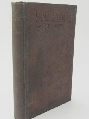 J.M. Synge.  A Critical Study by P.P. Howe