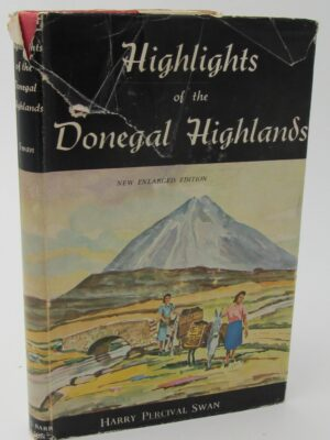 Highlights of the Donegal Highlands (1969) by Harry Percival Swan