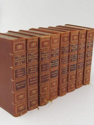 The Works of William Shakespeare (1910) by William Shakespeare