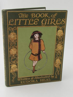 The Book of Little Girls by Eudora Heal