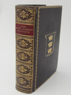 The Boy's Modern Playmate (1910) by Rev. J.G. Wood