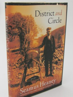 District and Circle. Author Signed (2006) by Seamus Heaney