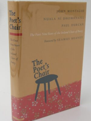 The Poet's Chair. Limited Signed Edition (2008) by Seamus Heaney