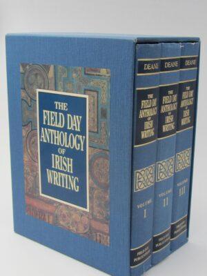 Field Day Anthology Of Irish Writing. Presentation Copy (1991) by Seamus Deane