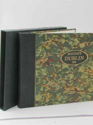 A Picturesque and Descriptive View of the City of Dublin (1978) by James Malton