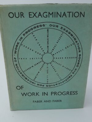 Our Exagmination Round his Factification for Incamination of Work in Progress (1929) by Beckett