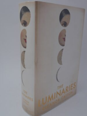The Luminaries. by Eleanor Catton