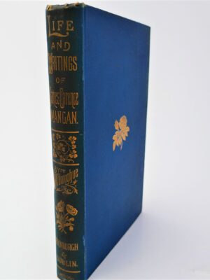 The Life and Writings of James Clarence Mangan (1897) by D.J. O'Donoghue