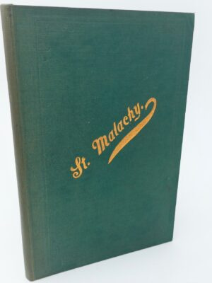 The Life of Saint Malachy (1899) by James O'Laverty