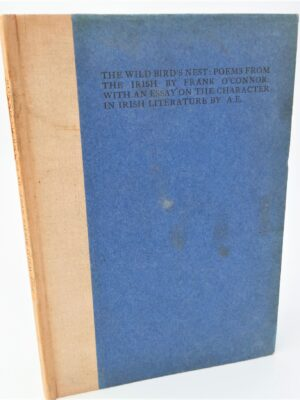 The Wild Bird's Nest. Inscribed By The Author (1932) by Frank O'Connor