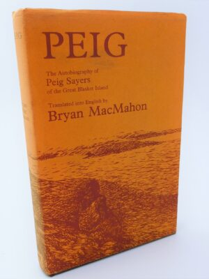 The Autobiography of Peig Sayers (1973) by Peig Sayers