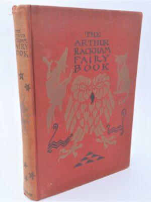 The Arthur Rackham Fairy Book (1933) by Arthur Rackham