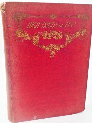 The High Deeds of Finn (1910) by T.W. Rolleston