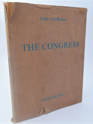 The Congress. Limited Edition (1974) by Jorge Luis Borges