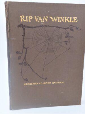 Rip Van Winkle.  Illustrated by Arthur Rackham (1916) by Washington Irving