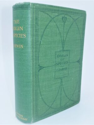 The Origin of Species by Means of Natural Selection (1911) by Charles Darwin