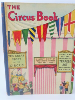 The Children's Circus Book (1935) by Eileen Mayo & Wyndham Payne