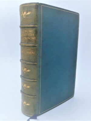 A Concise Encyclopaedia of Gastronomy. Special Limited Edition (1952) by Andre L. Simon