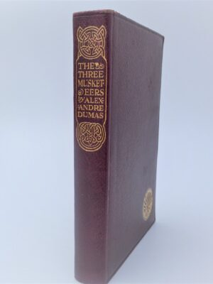 The Three Musketeers. Everyman Library (1923) by Alexandre Dumas