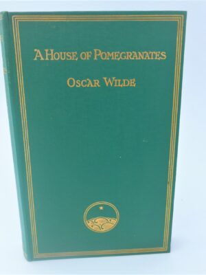The House of Pomegranates (1911) by Oscar Wilde