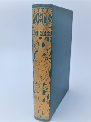 Poems. New Revised Edition (1927) by W.B. Yeats