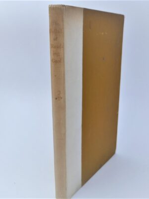 The Ballad of Reading Gaol. Unauthorized Edition. (1899) by Oscar Wilde