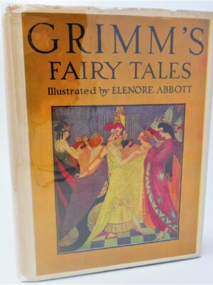 Grimm's Fairy Tales. Illustrated by Elenore Abbott (1942) by Brothers Grimm