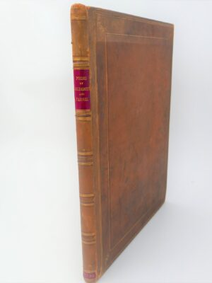 Poems by Goldsmith and Parnell (1795) by Oliver Goldsmith & Thomas Parnell