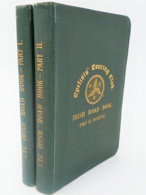 Cycling Touring Club. Irish Road Book (1899-1900) by R.T. Lang