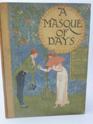 A Masque of Days From The Last Essays of Elia (1901) by Walter Crane