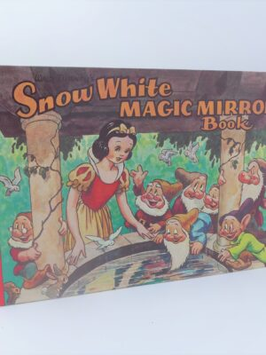 Walt Disney's Snow White Magic Mirror Book (1940) by Walt Disney